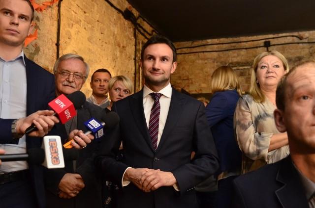 Wybory samorządowe 2018: Wynik Tomasza Lewandowskiego jest bardzo dobry - mówi Krystyna Łybacka z SLD