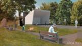 W Zamarskach w gminie Hażlach powstanie niewielki amfiteatr