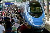 Najnowszy rozkład jazdy PKP w Gazecie Wrocławskiej. Pendolino i inne pociągi