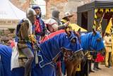 KROSNO ODRZAŃSKIE: Druga część zdjęć z X Turnieju Rycerskiego w Zamku Piastowskim. Była średniowieczna parada! (ZDJĘCIA, WIDEO)