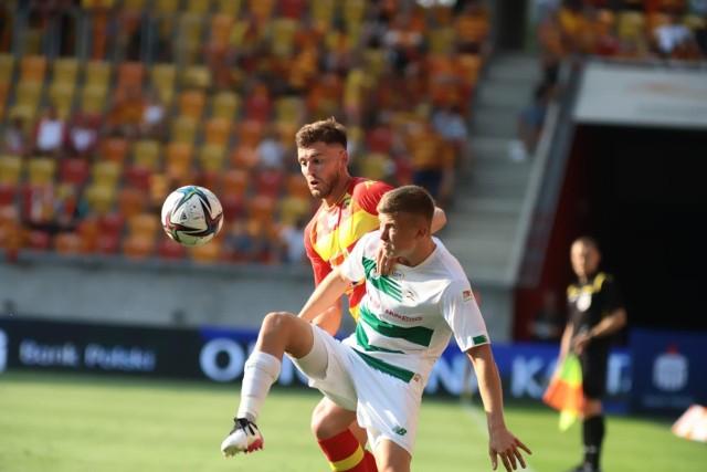 Jagiellończycy podkreślają, że są zadowoleni ze swojej postawy w meczu z Lechią, ale żałują, że potyczka nie zakończyła się ich wygraną
