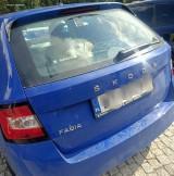 Tatry. Zostawiła psa w zamkniętym samochodzie na słońcu i poszła do Morskiego Oka. Zwierzę skomlało