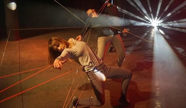 """Przedstawienie """"Znikam"""" zaprezentowano podczas Dotknij Teatru w 2016 roku"""