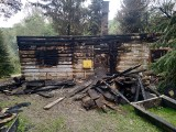 Nowy Borek. Po sobotnim pożarze potrzebna jest pomoc finansowa na rzecz pogorzelca