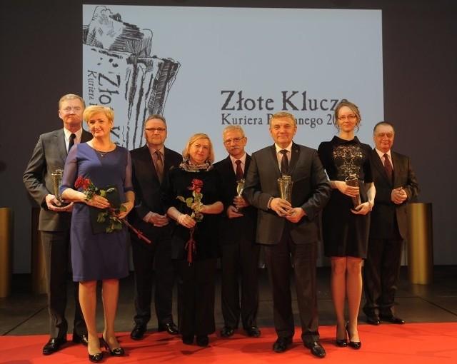 Złote Klucze 2014 rozdane