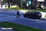 Ustalono kierującą, która prawie potrąciła mężczyznę z dzieckiem na pasach w Krośnie Odrzańskim. Ile jej grozi?