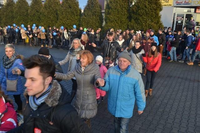 Jastrzębianie ustanowili nowy rekord Guinnessa w tańcu poloneza!