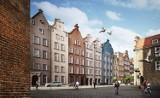 Hotel marki Hampton by Hilton powstaje w miejscu dawnego Kina Neptun w Gdańsku [WIZUALIZACJE]