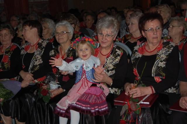 Jubileuszowe spotkanie zorganizowano w Szubińskim Domu Kultury