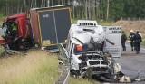 Ocalały pasażer zeznawał na procesie w sprawie tragicznego wypadku pod Rawą Mazowiecką