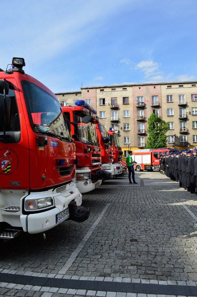 Dzień Strażaka w Sosnowcu
