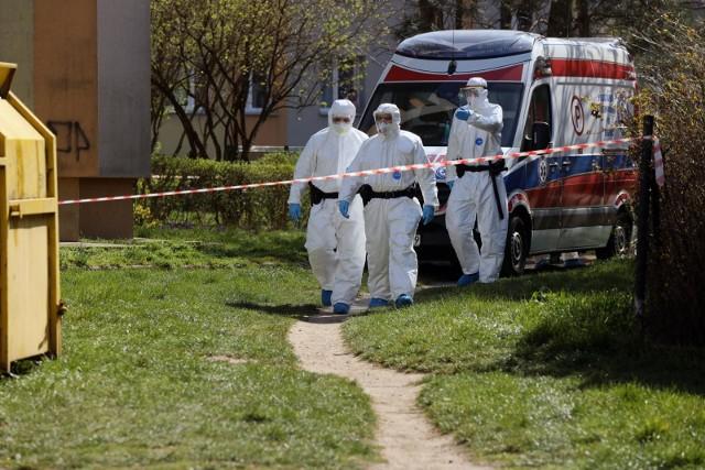 Nowe przypadki zakażenia koronawirusem w Podlaskiem