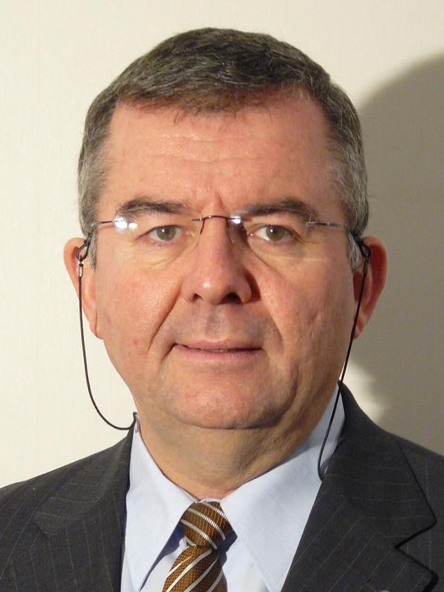 Prof. Jean Poesen z Instytutu Nauk o Ziemi i Środowiska UMCS - najlepszy geograf fizyczny na świecie