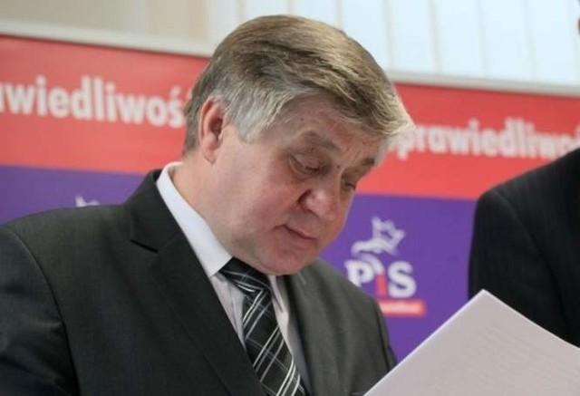 Krzysztof Jurgiel, podlaski poseł PiS
