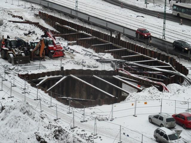 Przebudowa centrum Katowic: Tunel pod Michalikiem