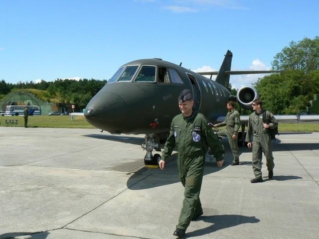 """NATO cwiczy na Pomorzu ZachodnimTrwa cwiczenie NATO Integrated Air Defence System z uzyciem środków walki elektronicznej. Zajecia noszą kryptonim """"NEWFIP 2009""""."""