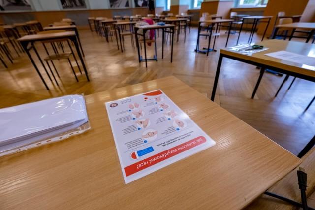 CKE egzamin ósmoklasisty 2020. Kiedy testy ósmoklasistów?