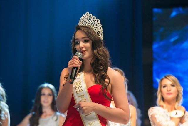 Czy któraś z Opolanek pójdzie w ślady Kamili Świerc (na zdj.) która reprezentując nasz region sięgnęła w 2017 roku po koronę najpiękniejszej Polki?