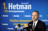 Wiceprezes PSL o KE i jej kampanii: mam wielki niedosyt braku kampanii ogólnopolskiej