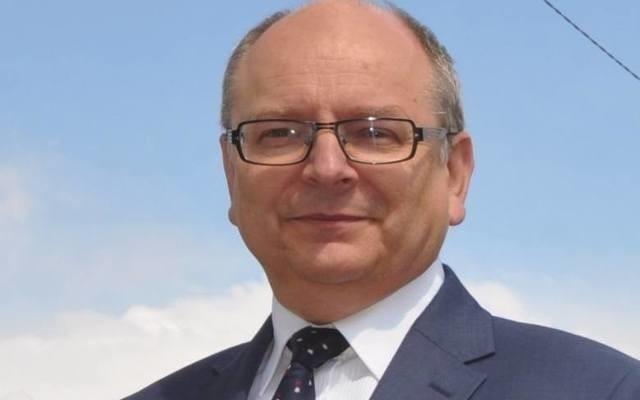 Krzysztof Obratański, burmistrz Końskich.