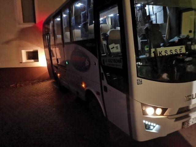 Sprawca ukradł autobus z parkingu PKS, a następnie udał się na przejażdżkę po Słubicach