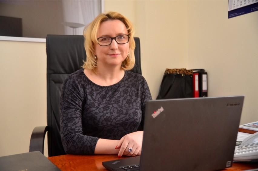 Agnieszka Pachciarz, nowa dyrektor wielkopolskiego NFZ, to specjalistka od zmian