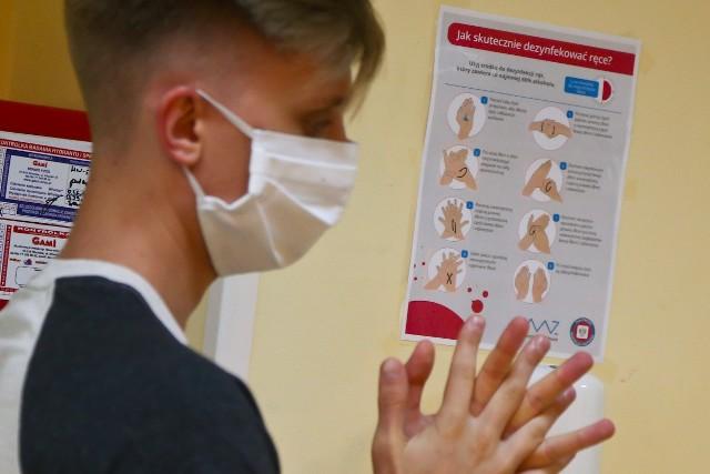 Akademiki muszą również przygotować się na przyjęcie studentów pod względem bezpieczeństwa sanitarnego w związku z pandemią COVID-19