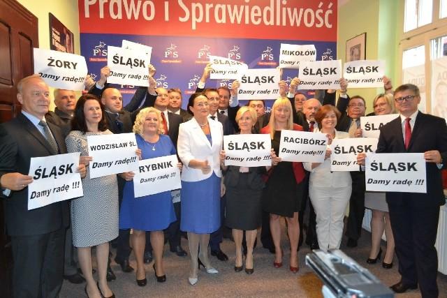 Kandydaci PiS do Sejmu i Senatu