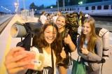 ŚDM Zielona Góra: Młodzi pojechali na spotkanie z papieżem Franciszkiem [ZDJĘCIA, WIDEO]