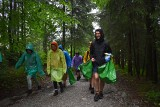 Akcja Czyste Tatry. Mimo deszczu tysiące wolontariuszy ruszyło na szlaki zbierać śmieci