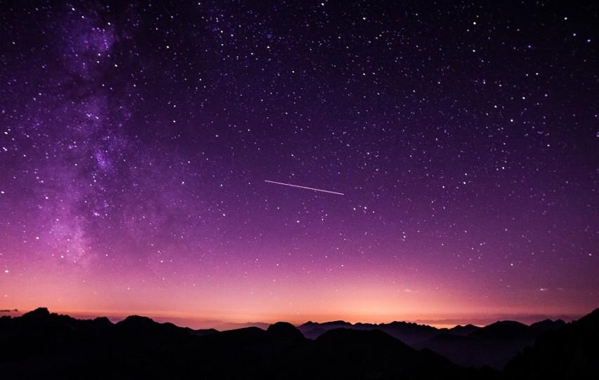 Noc spadających gwiazd 2019 na majówkę: Będzie można oglądać Akwarydy [29.04.2019]