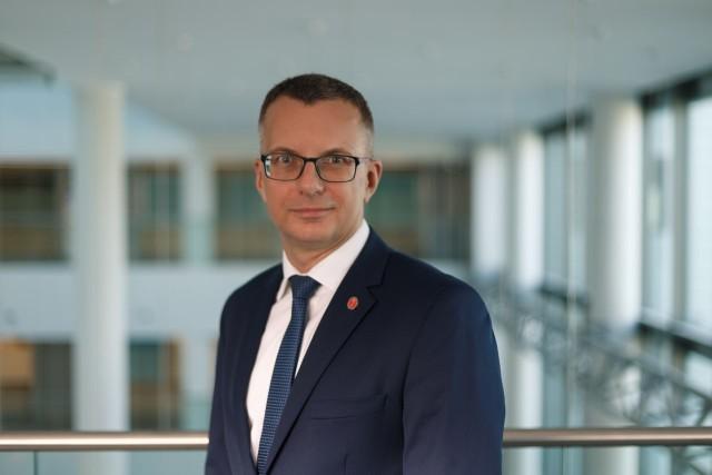 – Chciałbym dokonać gruntownej analizy i ewolucji sposobu kształcenia – mówi prof. Marcin Gruchała, rektor GUMed