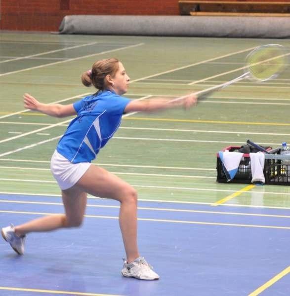 Aneta Wojtkowska od trzech lat zdobywa medale mistrzostw kraju w kategorii juniorów.