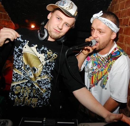 MC Cheeba i DJ Romi - Havana Ladies Night w klubie Aqarium w Opolu