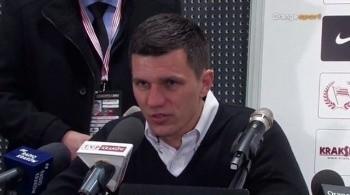 Robert Podoliński, trener Dolcanu Ząbki