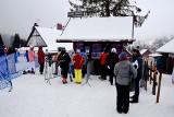 Prezydent Andrzej Duda na nartach w Wiśle. Korzysta z uroków beskidzkiej zimy. Znowu jeździł po stokach Cieńkowa