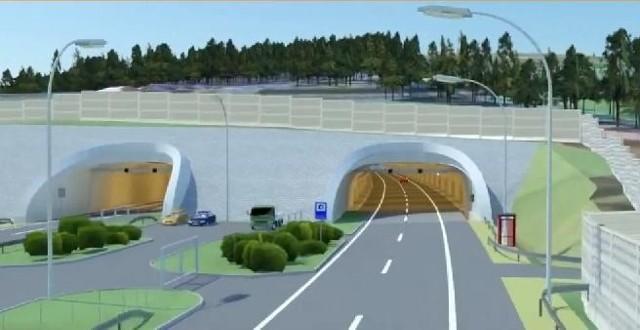 Na tę trasę kierowcy czekają od lat. Integralną częścią ekspresowej zakopianki ma być tunel pod górą Luboń. Dwukomorowa konstrukcja ma mieć docelowo ponad 2 kilometry długości.