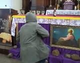Obraza uczuć religijnych w Brodnicy. Co się stało? Mamy zdjęcia