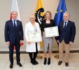Sportowiec Roku 2020. Natalia Czerwonka i Bożena Karkut odebrały nagrody