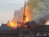 Pożar Notre Dame. Jean-Marie Le Pen: Katedra została podpalona! Odpowiadają za to siły z zewnątrz Francji