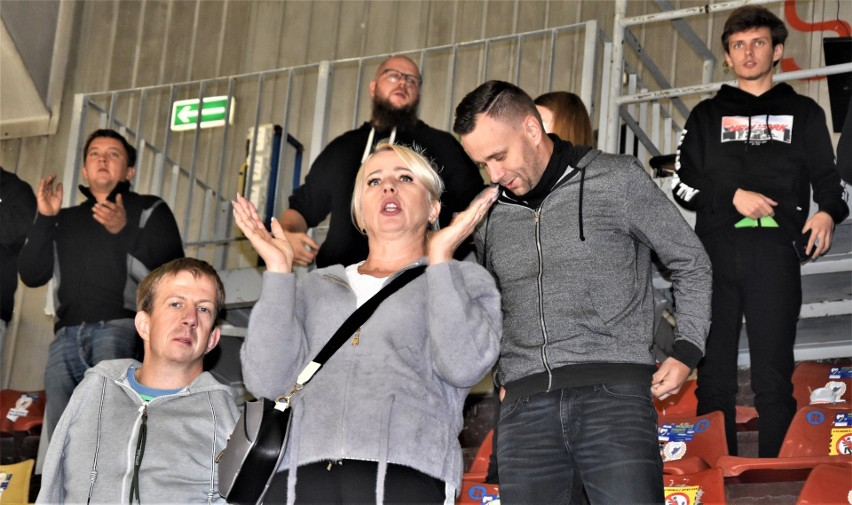 Hokej. Kontrolowane zwycięstwo Re-Plast Unia Oświęcim nad Ciarko STS Sanok