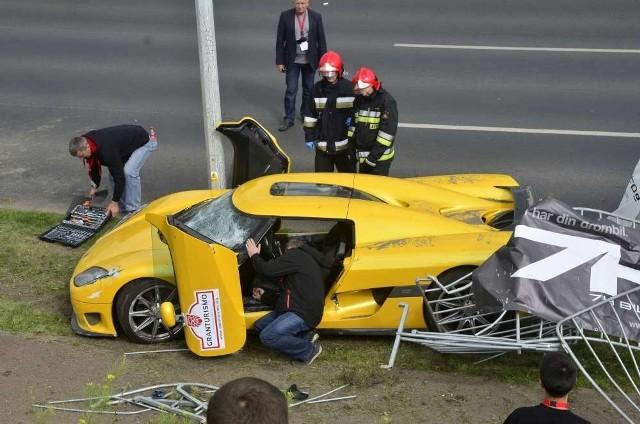 Gran Turismo w Poznaniu. Prokuratura postawi kierowcy zarzuty, za które grozi pięć lat więzienia