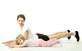 Ćwiczenia rozciągające kręgosłup i nogi  Rozciąganie do