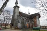 Zielona Góra. Budowa kościoła św. Franciszka trwa już 17 lat! Kiedy prace dobiegną końca?