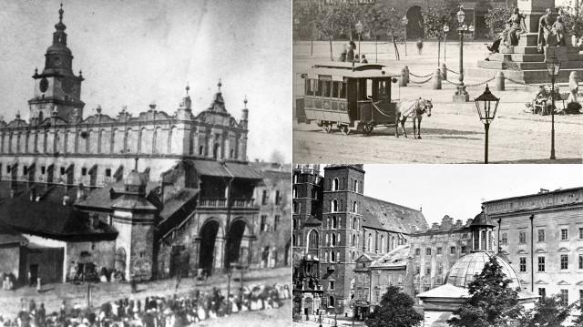 KLIKNIJ, ABY CZYTAĆ O LOSACH KRAKOWA W XIX-WIEKU