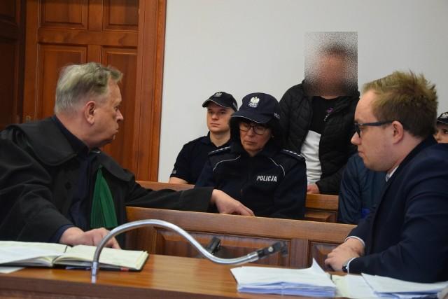 Proces Ukraińców trwał w sądzie od lutego tego roku.