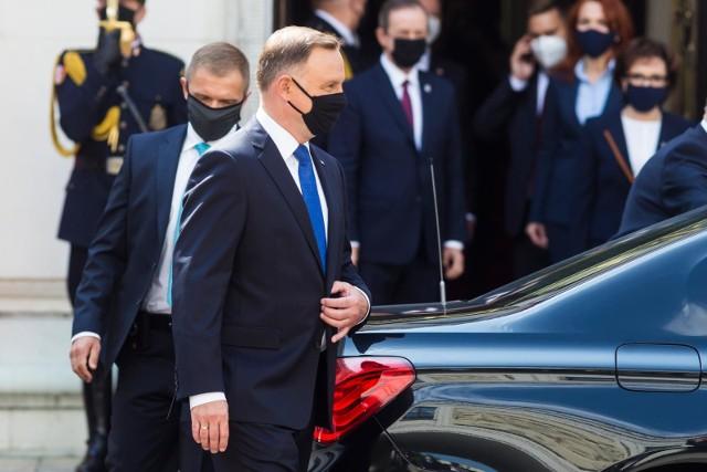 """Rozmowy przywódców Trójmorza mają dotyczyć """"bieżących uwarunkowań zewnętrznych""""."""