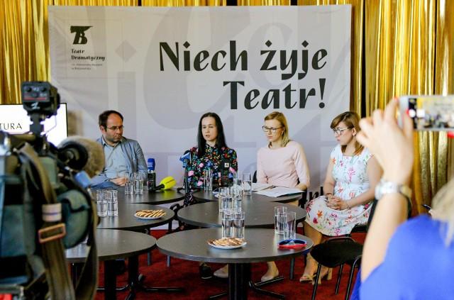 """Scena foyer - Teatr Dramatyczny zapowiada warsztaty dla nauczycieli """"Teatr – Lubię to!"""""""