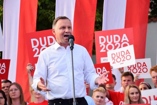 Wybory 2020. Znamy oficjalne wyniki PKW z niemal wszystkich komisji w regionie. Wygrywa Andrzej Duda