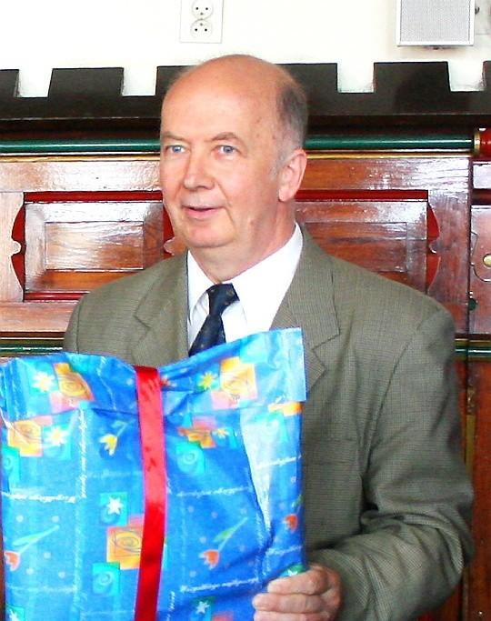 Janusz Ziarno, dyrektor wydziału edukacji na razie nie ma recepty na brak miejsc w żłobku